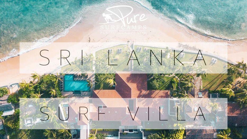 Sri Lanka Surf Villa