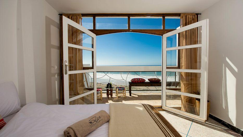 Camera Da Letto Stile Marocco : Sea view surf camp & house marocco onde surfspot e vacanze